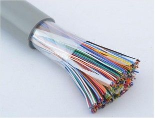 Outdoor Cat3 Telephone Cable Ethernet Rj45 Patch Cord Multi Core